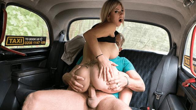 Female Fake Taxi Lesbian Trib